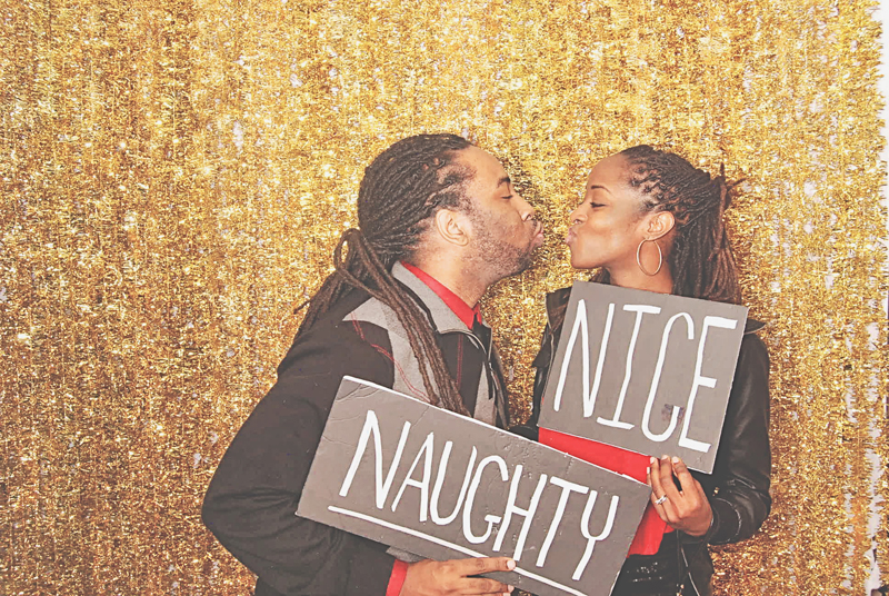 12-15-13 - Patchwerk Studios Atlanta, GA - Patchwerk Studios' 2013 Holiday Party Photo Booth  LaToya Brown (1410)