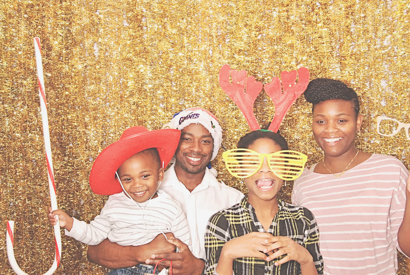 12-15-13 - Patchwerk Studios Atlanta, GA - Patchwerk Studios' 2013 Holiday Party Photo Booth  LaToya Brown (1499)