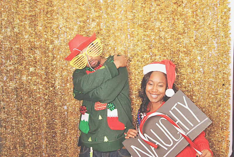 12-15-13 - Patchwerk Studios Atlanta, GA - Patchwerk Studios' 2013 Holiday Party Photo Booth  LaToya Brown (189)
