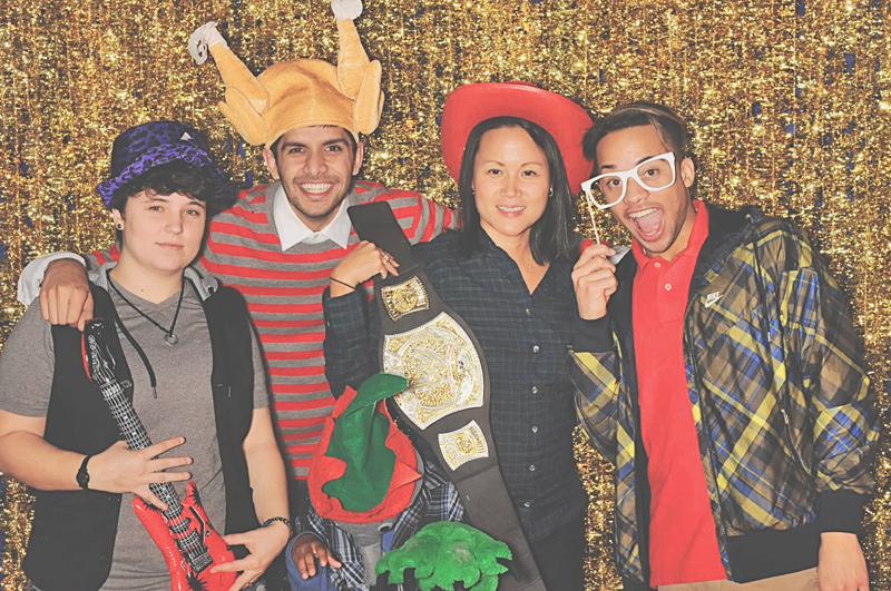 12-21-13 - Magnolia Hall, Peidmont Park - TowerPoint's Holiday Party 2013 Photo Booth - Robot Booth (145)