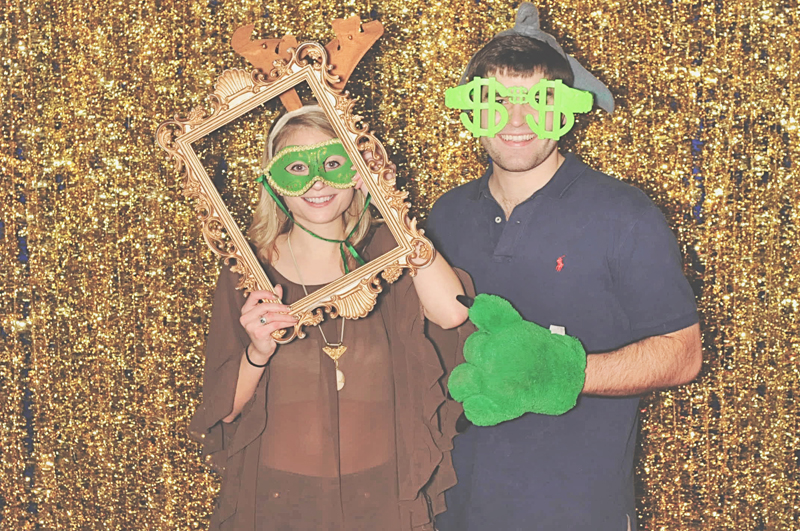 12-21-13 - Magnolia Hall, Peidmont Park - TowerPoint's Holiday Party 2013 Photo Booth - Robot Booth (206)