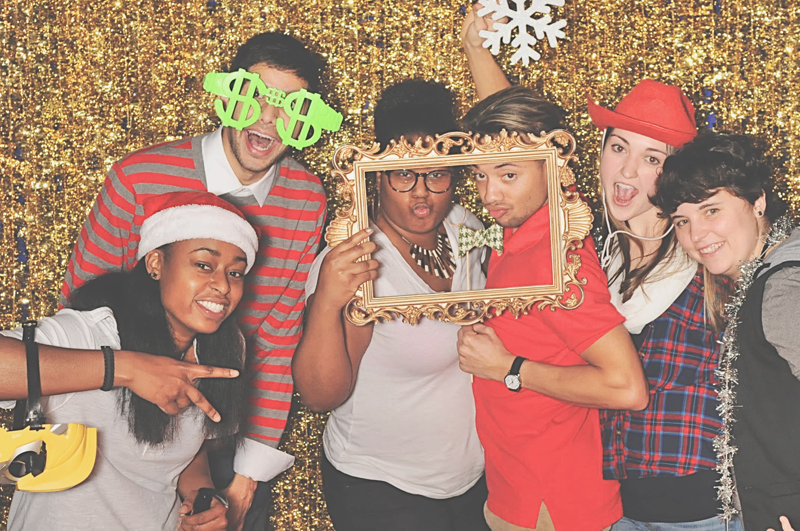 12-21-13 - Magnolia Hall, Peidmont Park - TowerPoint's Holiday Party 2013 Photo Booth - Robot Booth (280)