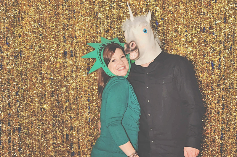 12-21-13 - Magnolia Hall, Peidmont Park - TowerPoint's Holiday Party 2013 Photo Booth - Robot Booth (78)