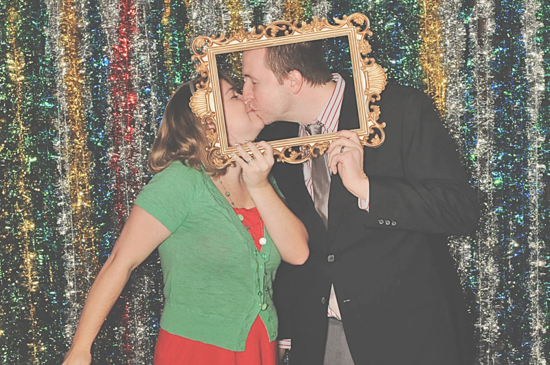 12-6-13 - Del Avant Event Center - Mountville Christmas Party Photo Booth - Robot Booth (137)