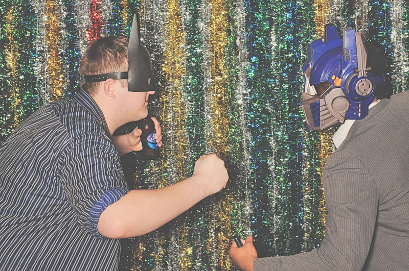 12-6-13 - Del Avant Event Center - Mountville Christmas Party Photo Booth - Robot Booth (652)