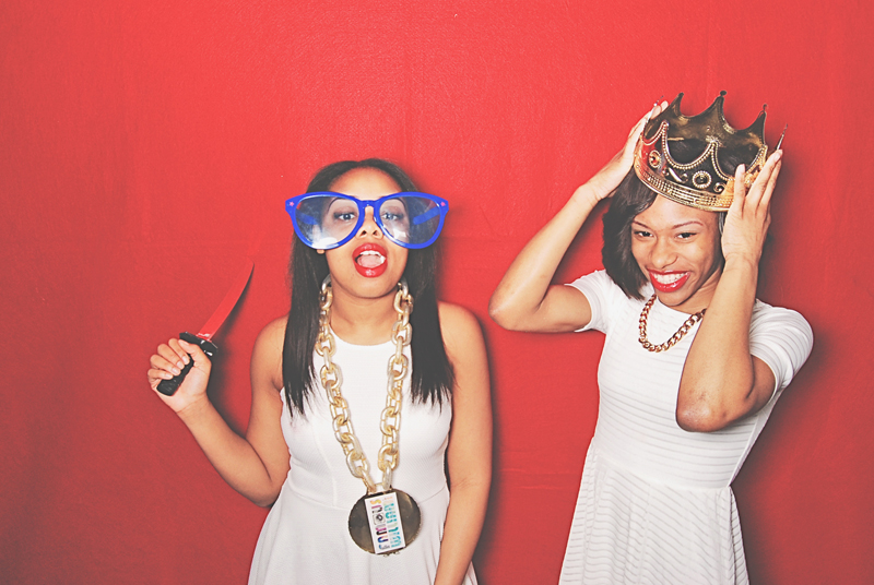 Atlanta JC Event Hall Photo Booth - Chyna's Sweet Sixteen - RobotBooth 004