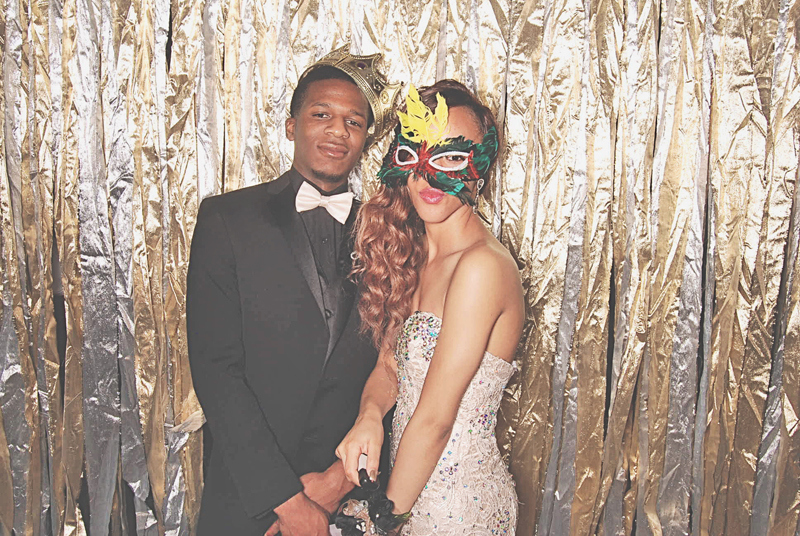 LaGrange - Delavant - RobotBooth - LaGrange High School Prom 2014 - 3-2202
