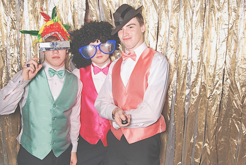 LaGrange - Delavant - RobotBooth - LaGrange High School Prom 2014 - 3-2205