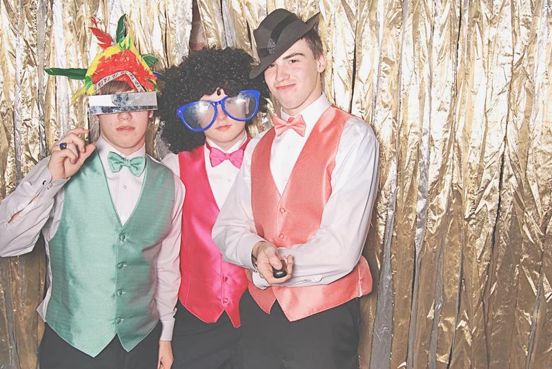 LaGrange - Delavant - RobotBooth - LaGrange High School Prom 2014 - 3-2205