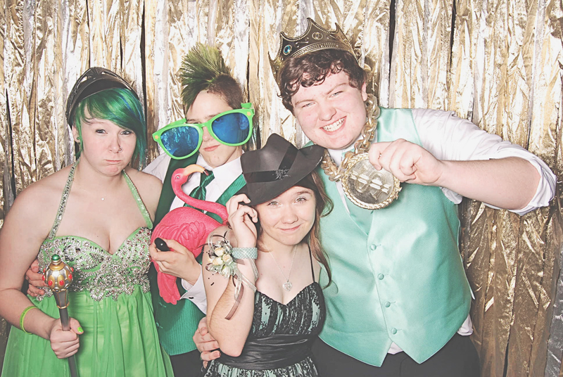 LaGrange - Delavant - RobotBooth - LaGrange High School Prom 2014 - 3-2209