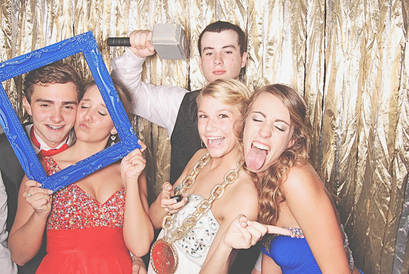 LaGrange - Delavant - RobotBooth - LaGrange High School Prom 2014 - 3-2211