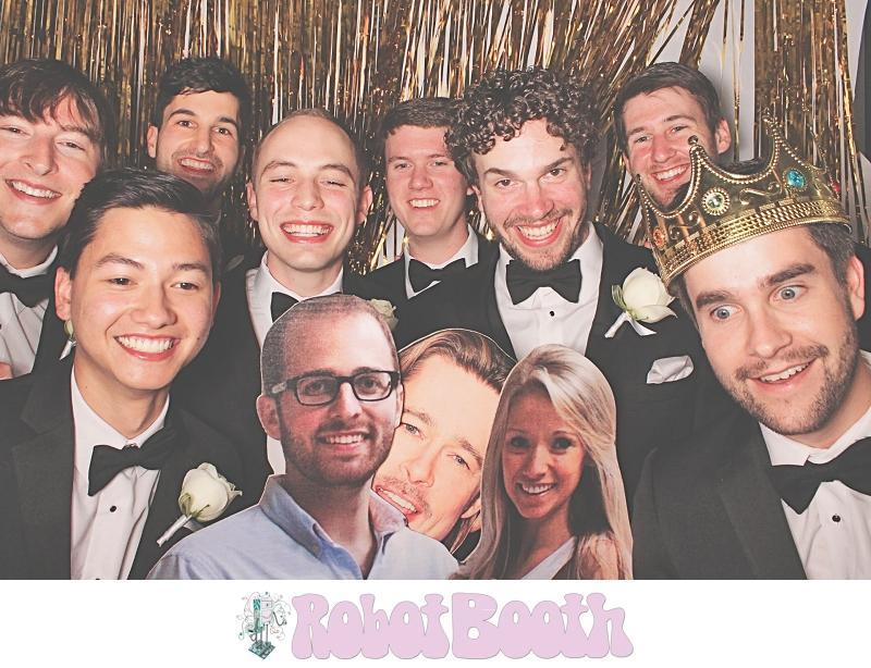 Atlanta W Midtown PhotoBooth - Biggers Holcomb Wedding - RobotBooth 2