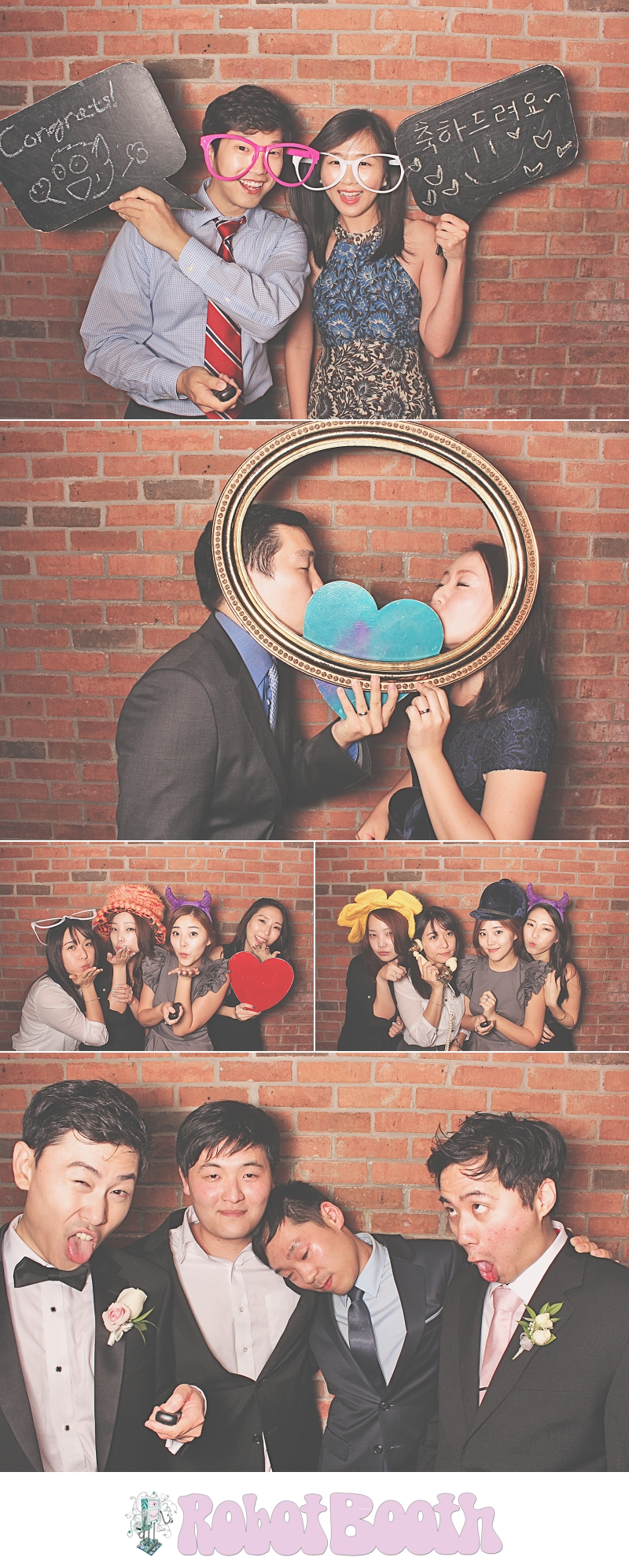 Atlanta Roswell Cottage Historic Center PhotoBooth - Casey & Jin's Wedding - RobotBooth 2