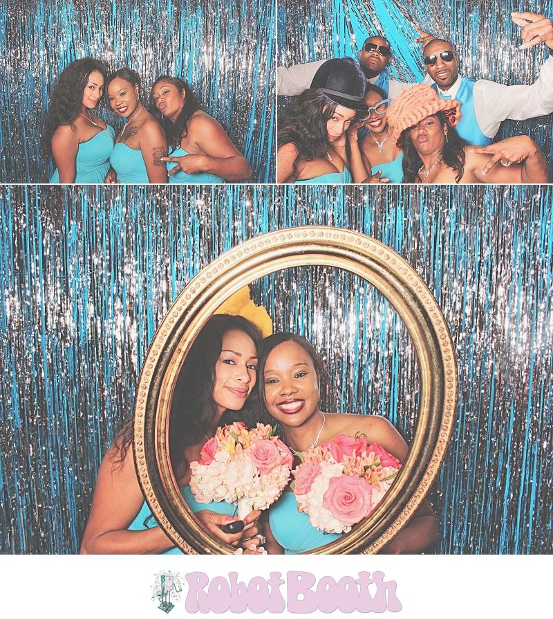 Atlanta Vecoma PhotoBooth - Sharea & Dreakco's Wedding - RobotBooth 2