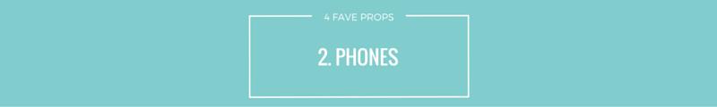 2. phones