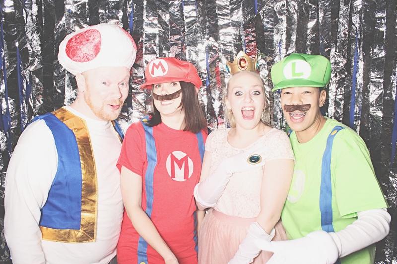 fifth group restaurants dragon con company appreciation party - robotbooth 1
