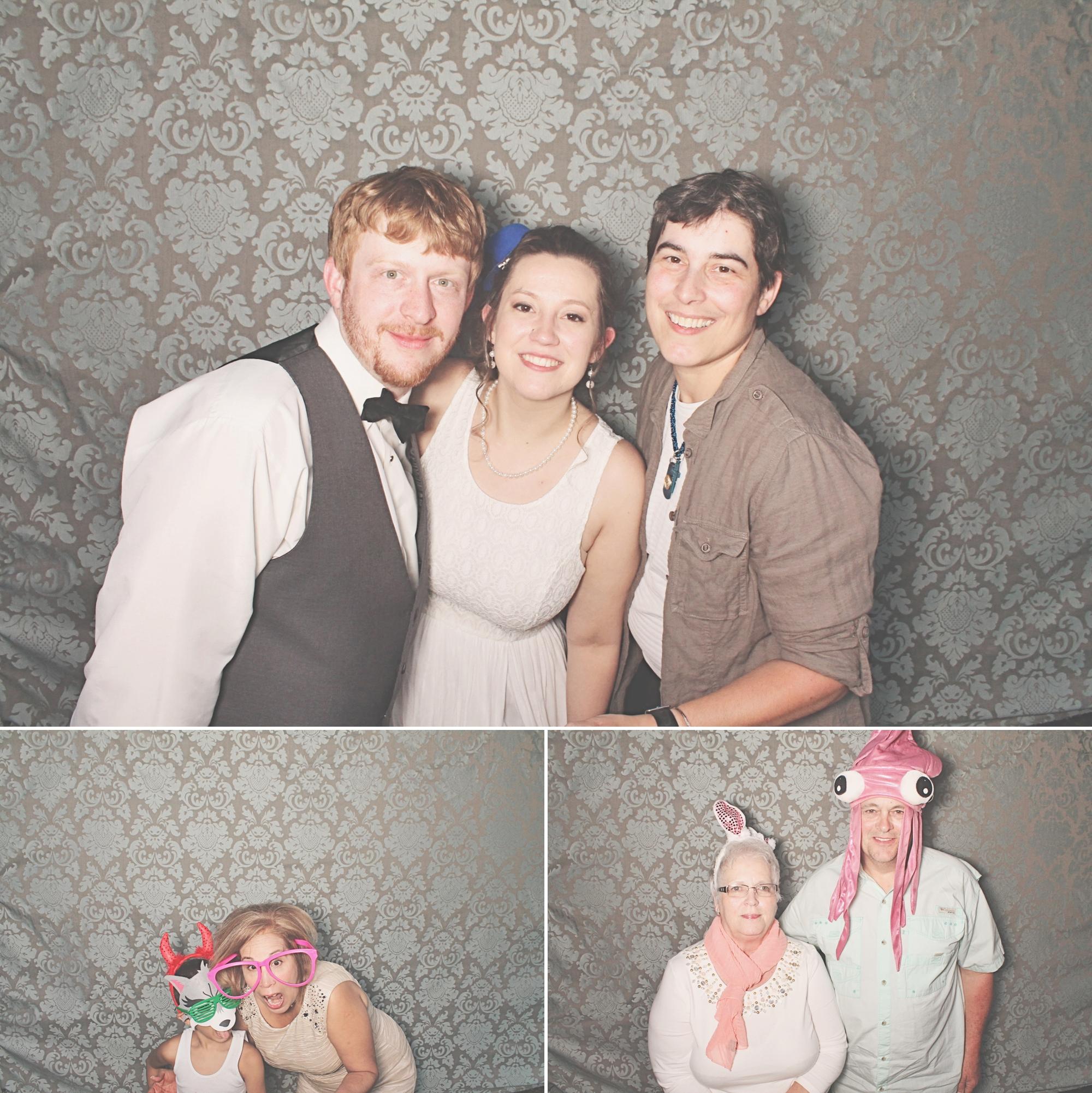 Wedding at the Brady Inn - RobotBooth + Six Heart Photography 2