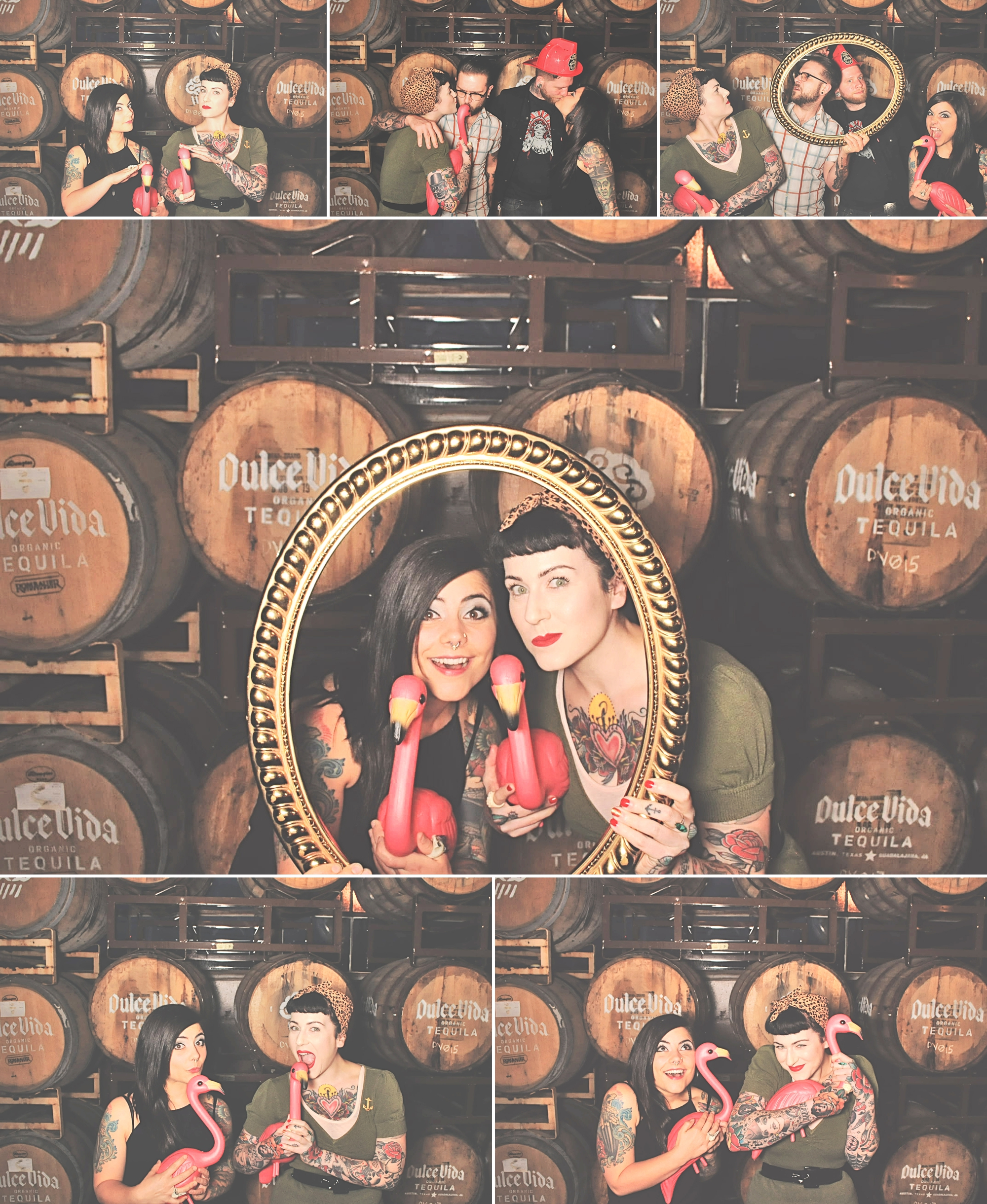 Atlanta Wild Heaven Craft Beers Brewery PhotoBooth - 10-Year Anniversary - RobotBooth 10