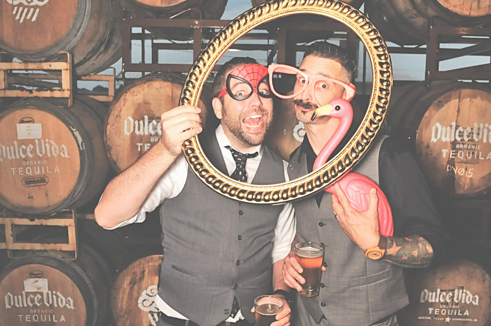 Atlanta Wild Heaven Craft Beers Brewery PhotoBooth - 10-Year Anniversary - RobotBooth 2