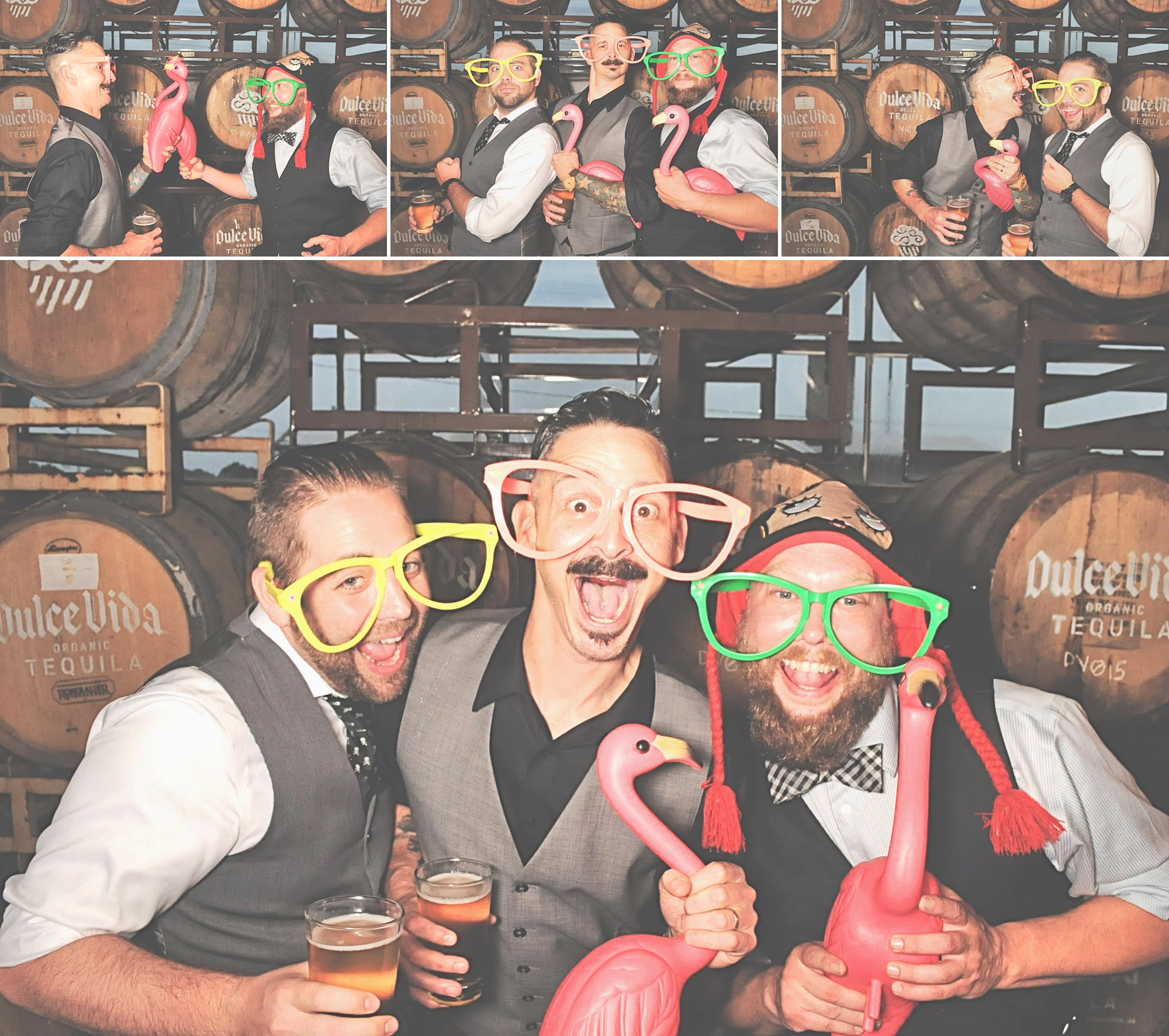 Atlanta Wild Heaven Craft Beers Brewery PhotoBooth - 10-Year Anniversary - RobotBooth 3