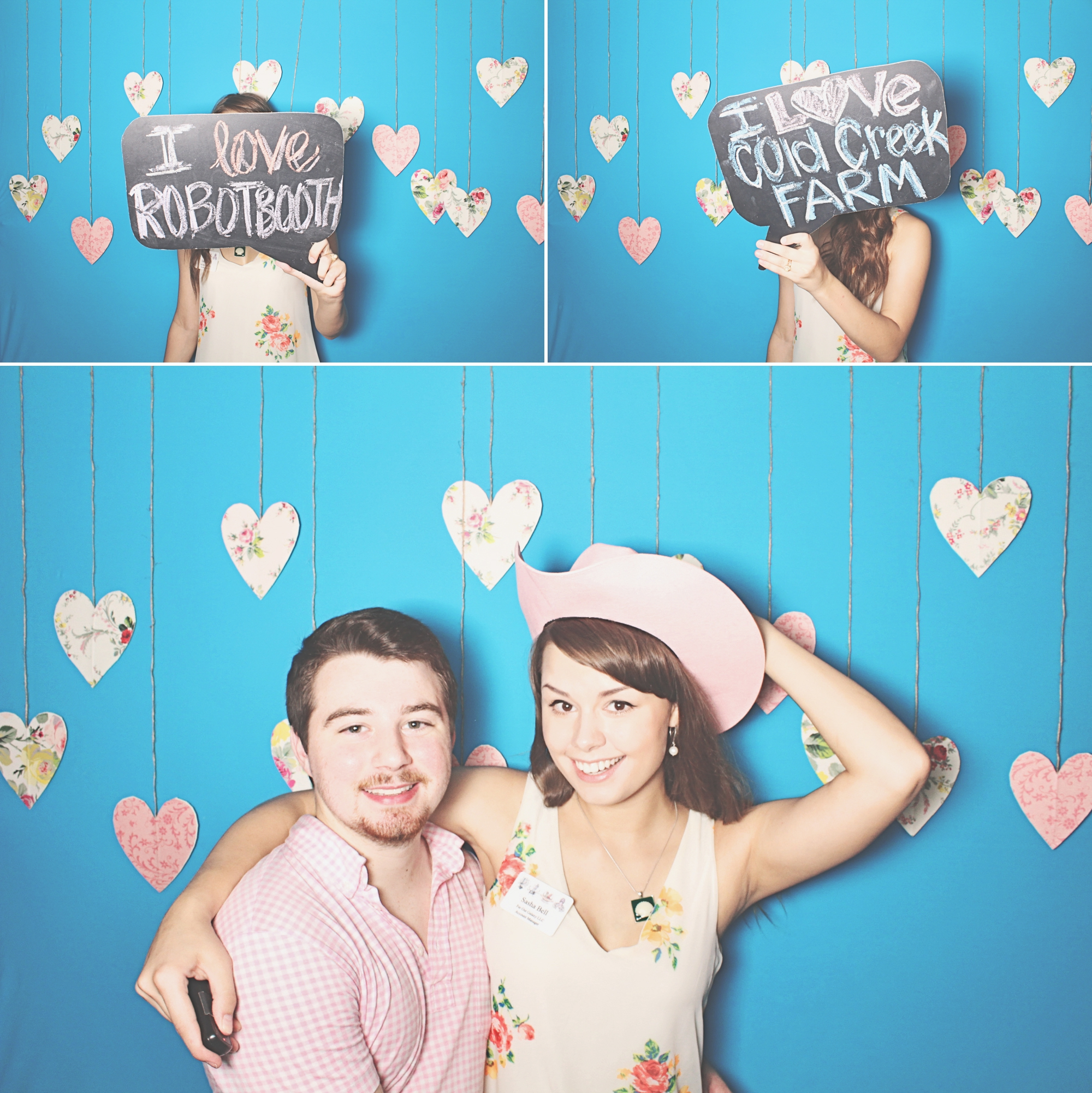 Dawsonville Wedding Venue - Cold Creek Farm - RobotBooth PhotoBooth 1