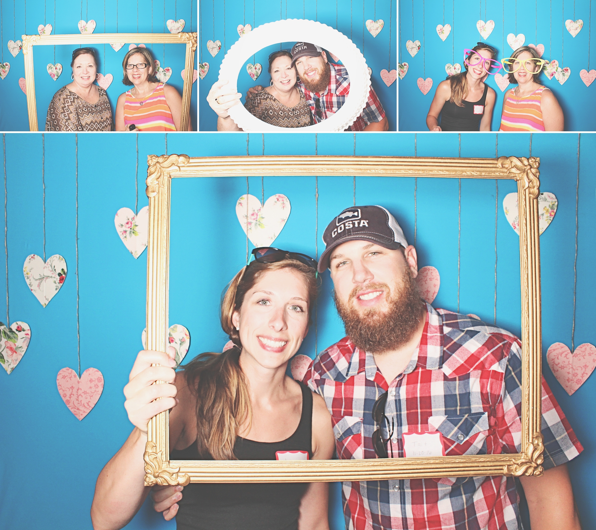 Dawsonville Wedding Venue - Cold Creek Farm - RobotBooth PhotoBooth 3