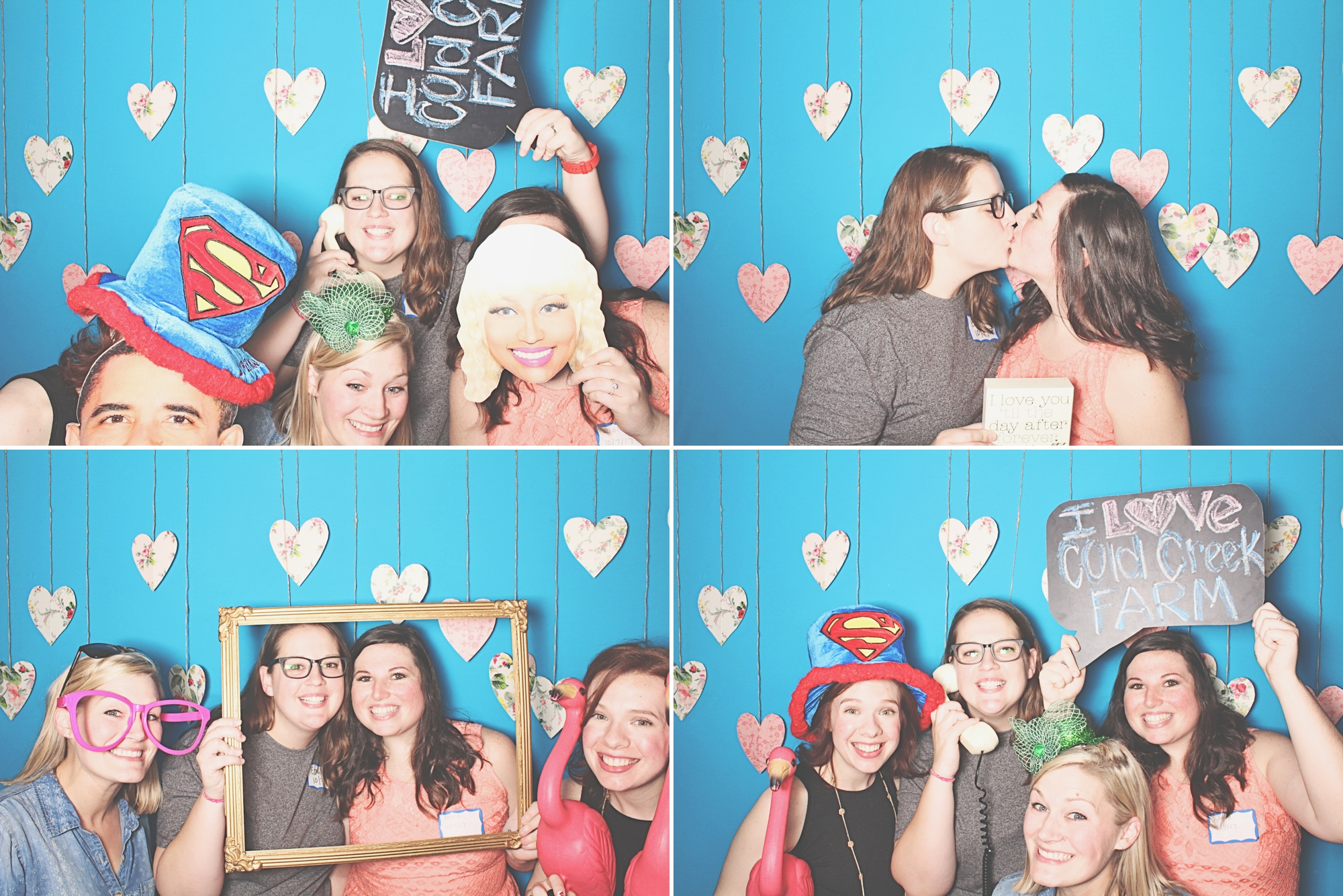 Dawsonville Wedding Venue - Cold Creek Farm - RobotBooth PhotoBooth 6