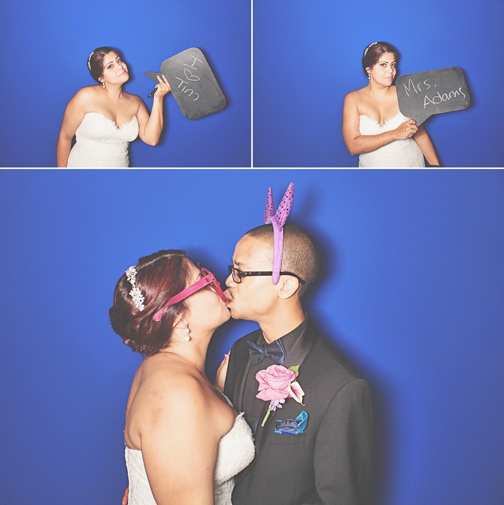 Wedding PhotoBooth - Athens Hotel Indigo - RobotBooth 1