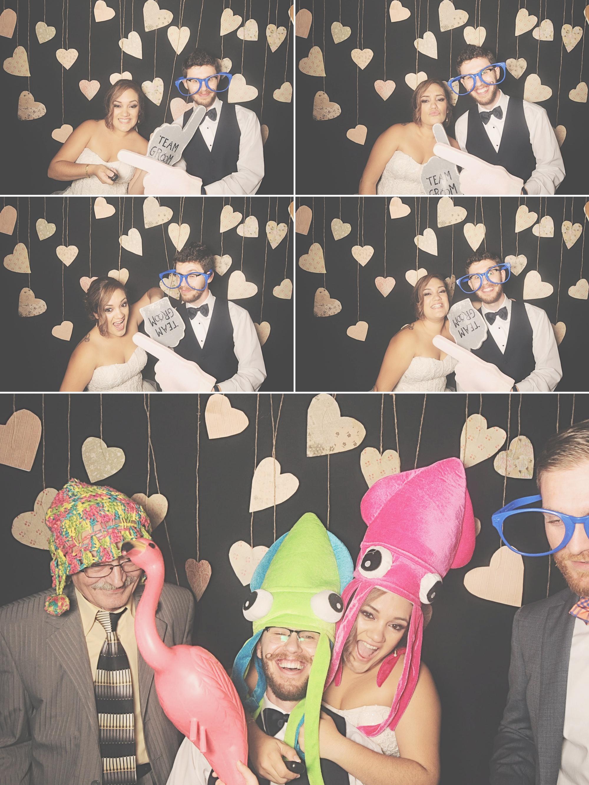 Wedding PhotoBooth - Atlanta Little Gardens - RobotBooth 1