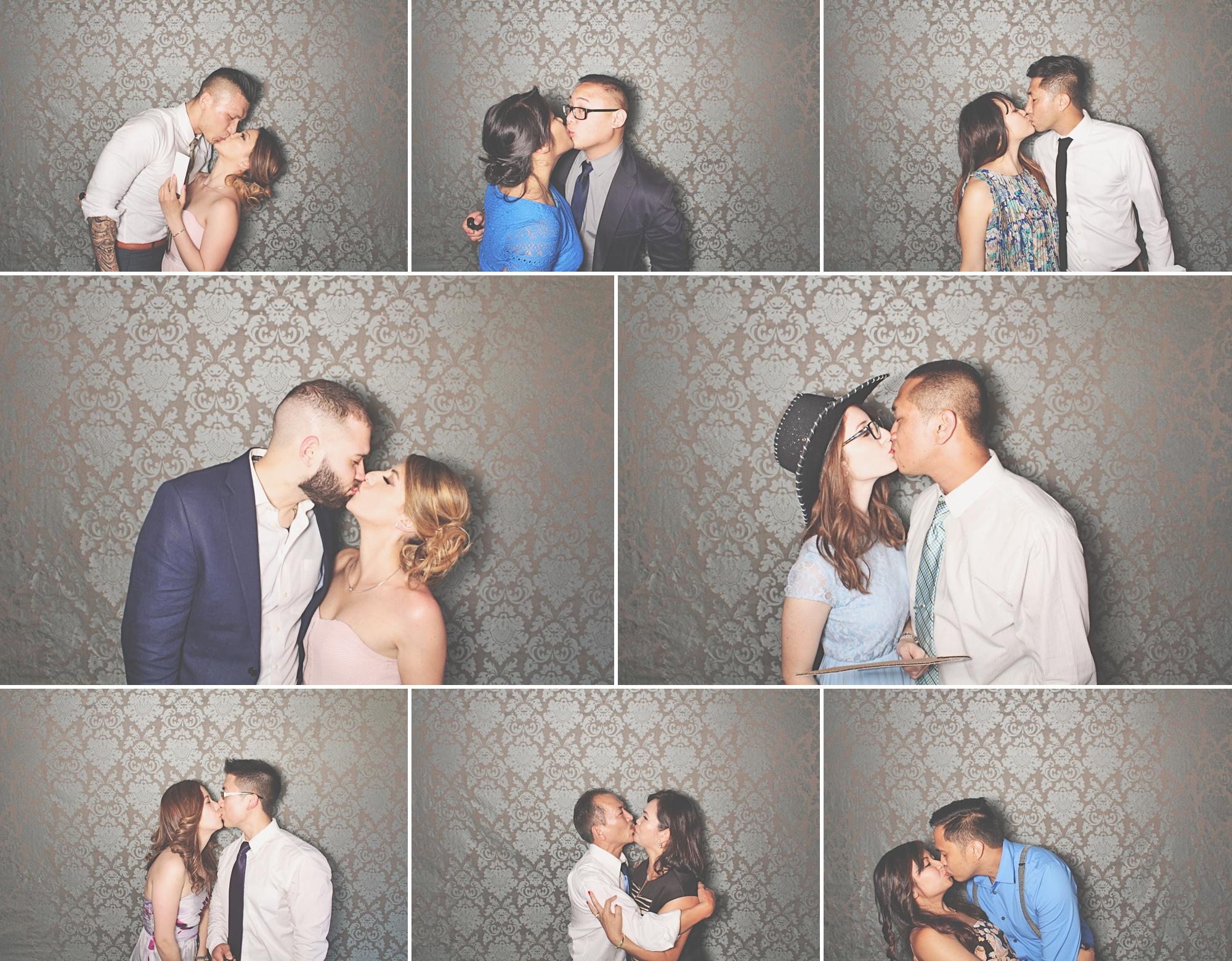 Wedding PhotoBooth - The Wright Farm - RobotBooth 11