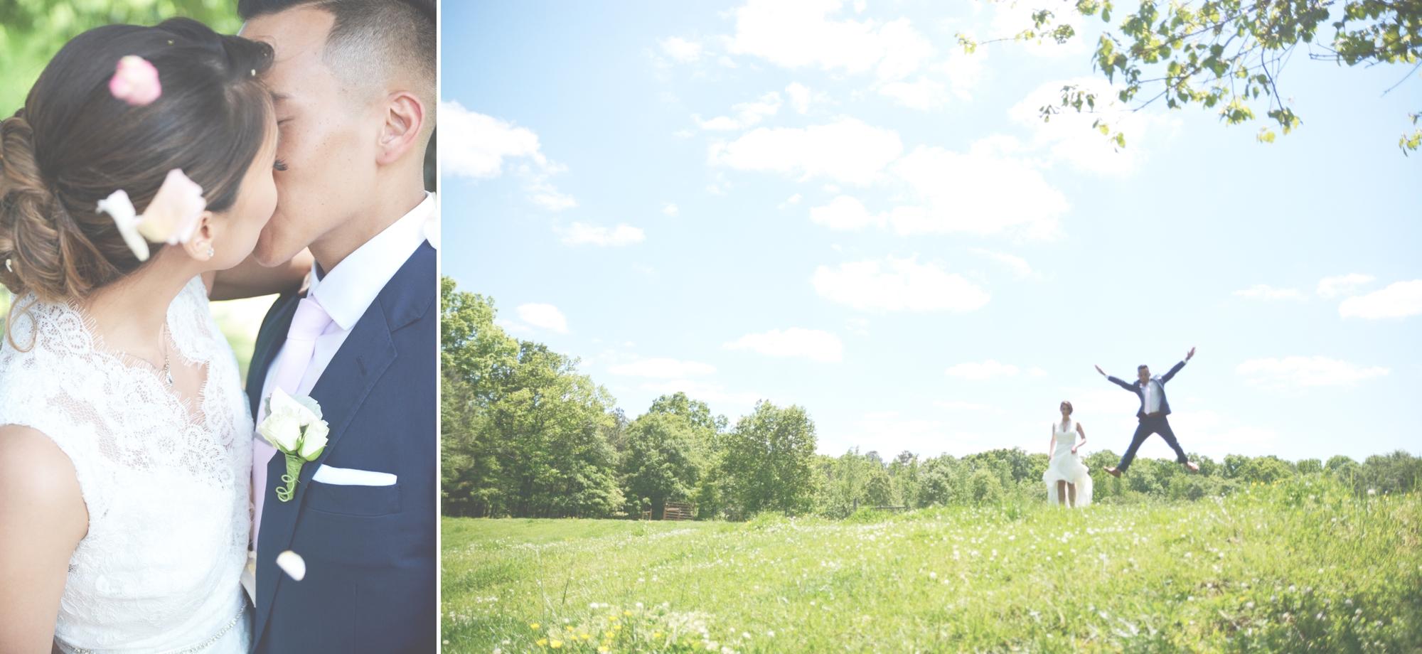 Wedding PhotoBooth - The Wright Farm - RobotBooth 2