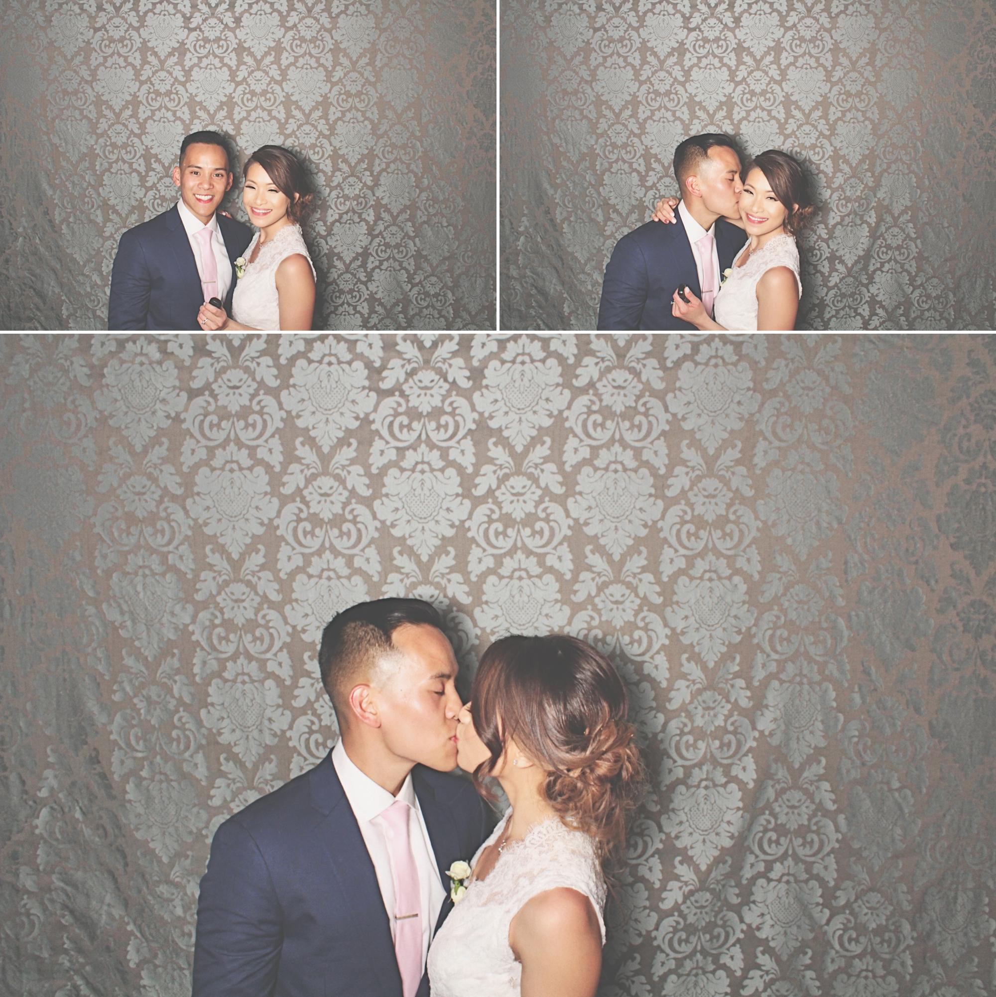 Wedding PhotoBooth - The Wright Farm - RobotBooth 7