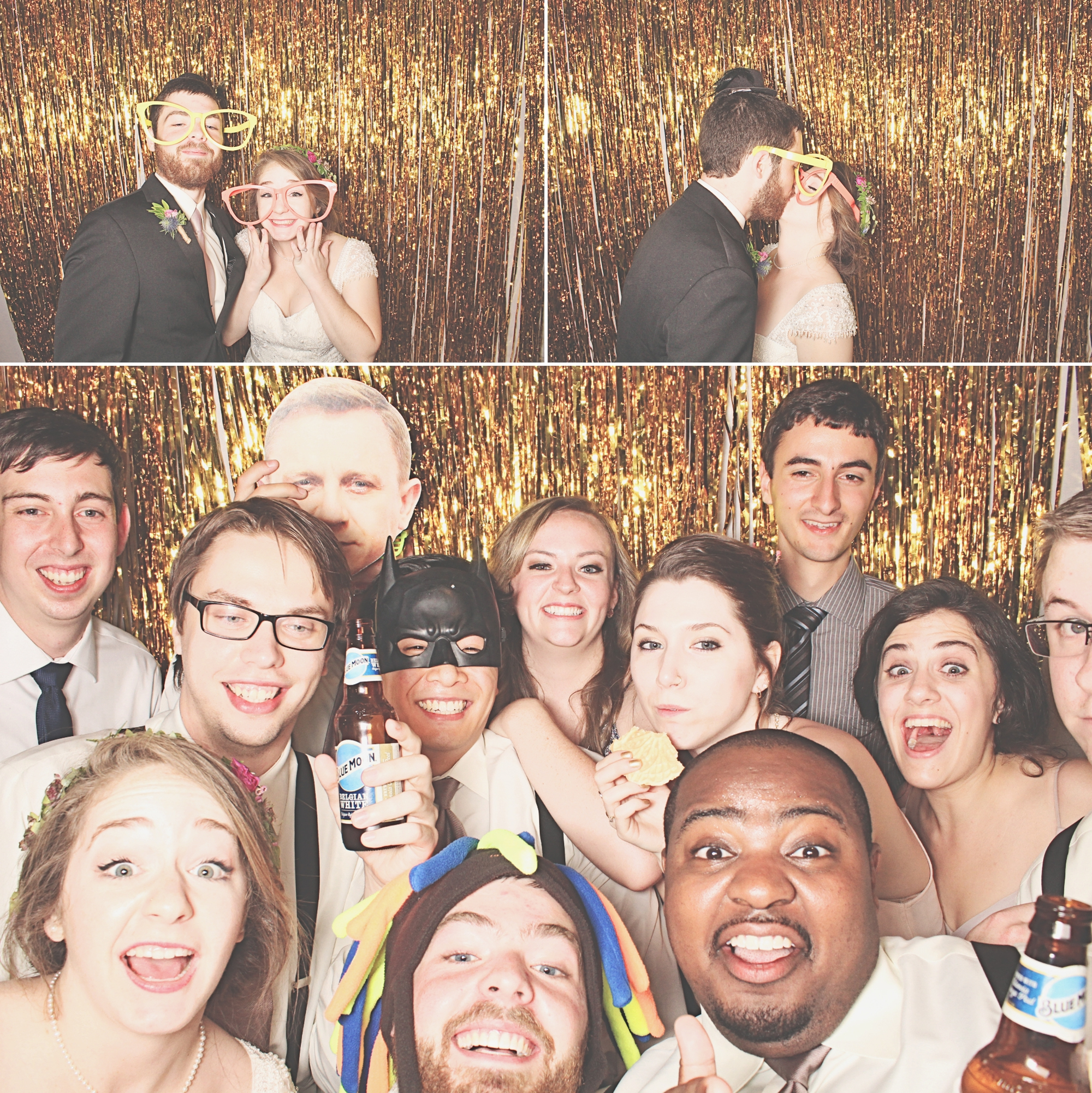 Cheek Creek Farm - Kathrine and Anthony - RobotBooth PhotoBooth 1