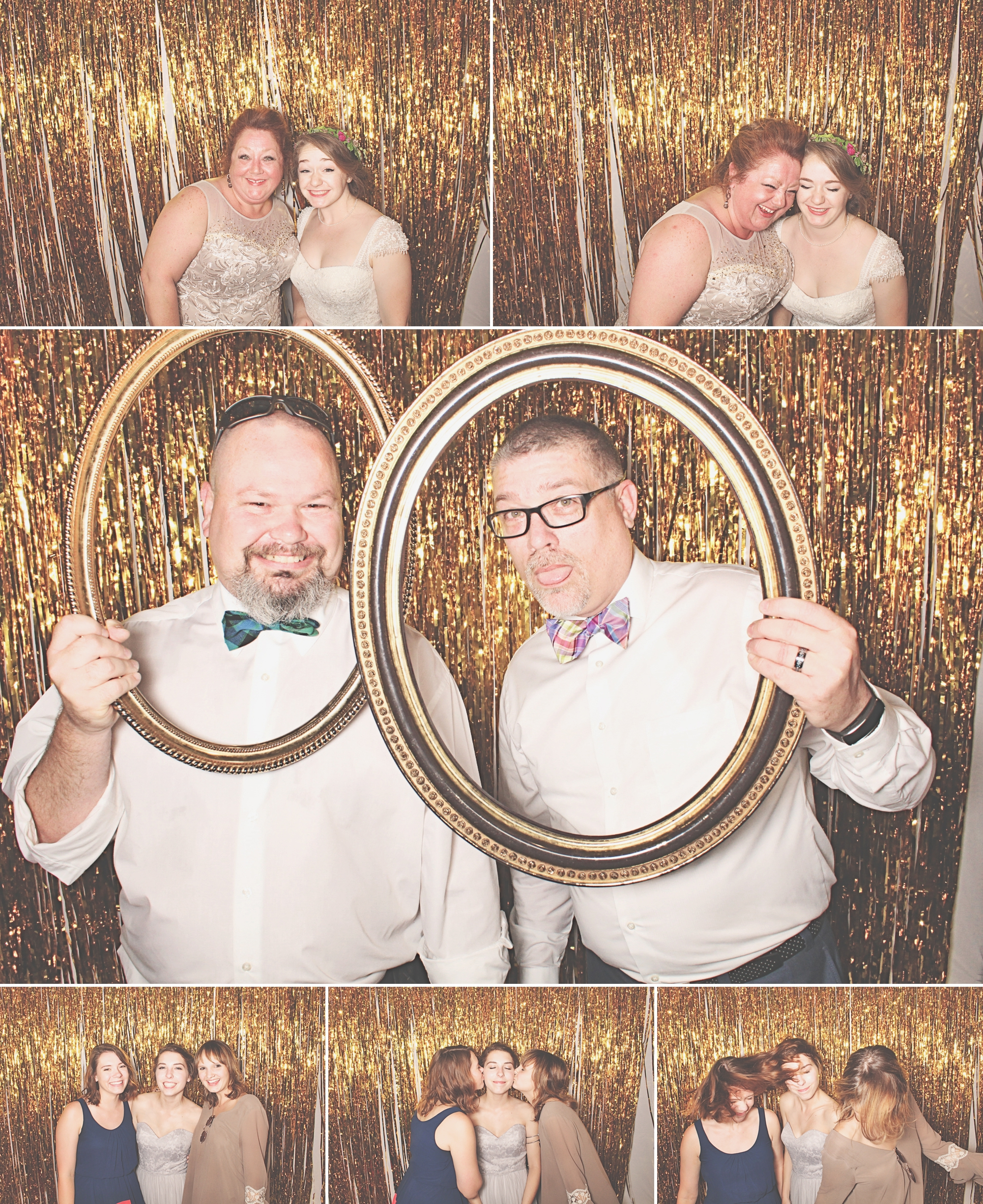 Cheek Creek Farm - Kathrine and Anthony - RobotBooth PhotoBooth 3