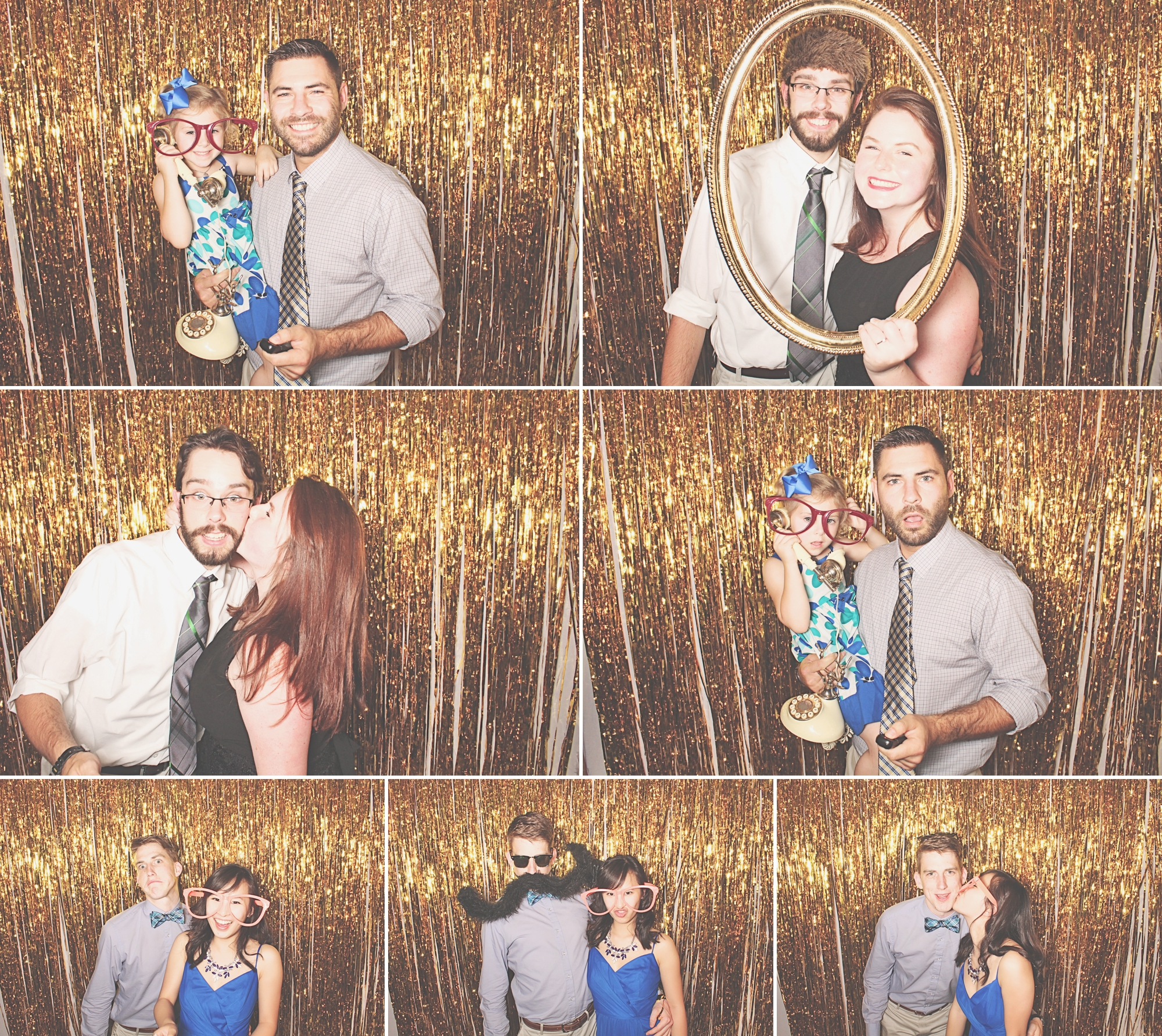 Cheek Creek Farm - Kathrine and Anthony - RobotBooth PhotoBooth 4