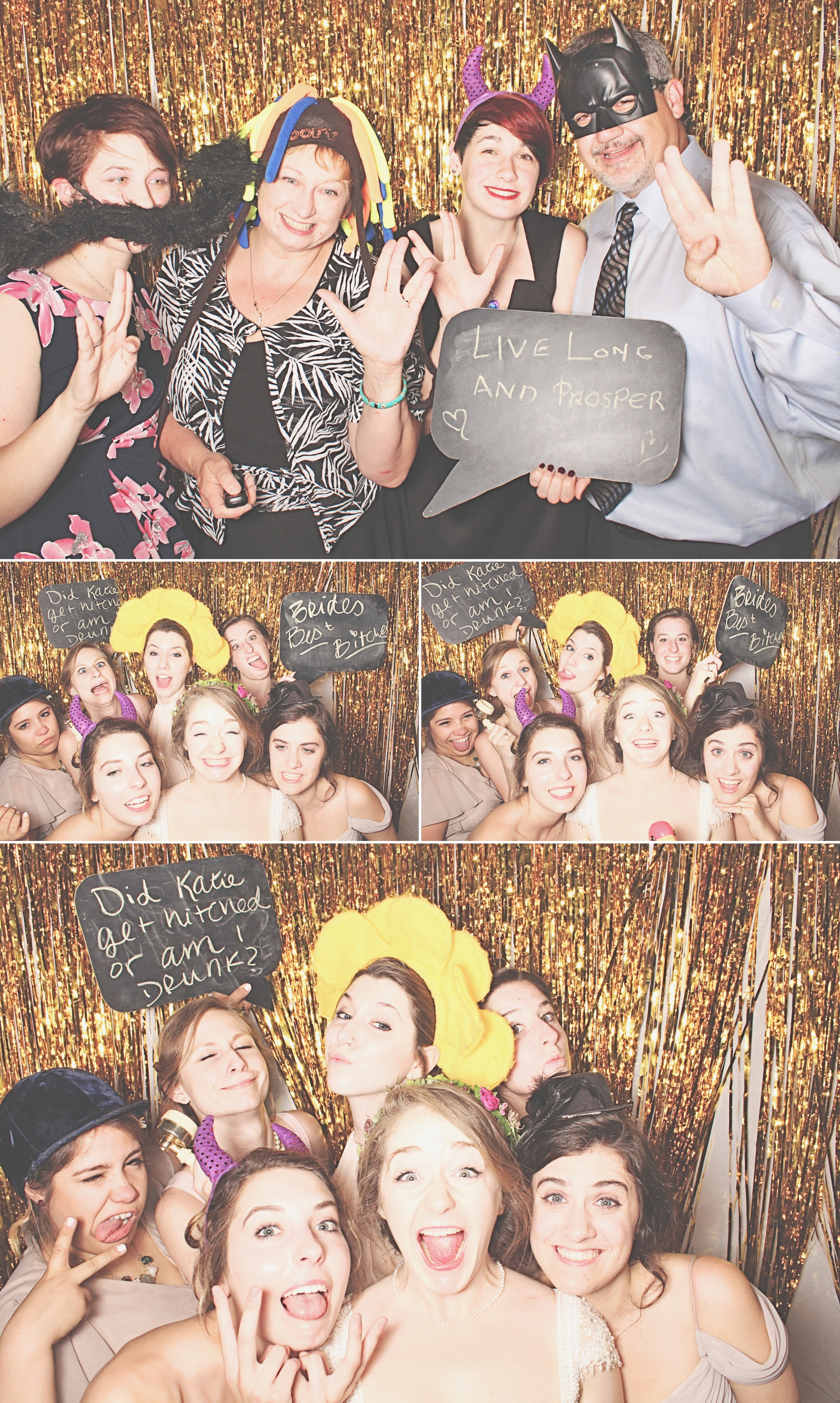 Cheek Creek Farm - Kathrine and Anthony - RobotBooth PhotoBooth 6