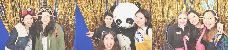 Emory University's Founders Day Photo Booth - Robot Booth 3