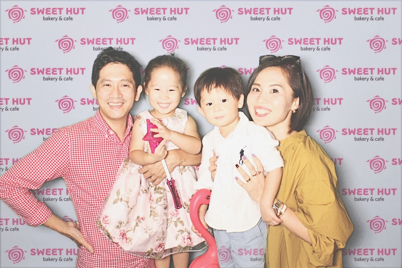 Sweet Hut Grand Opening - Atlanta Photo Booth Rental - Robot Booth005