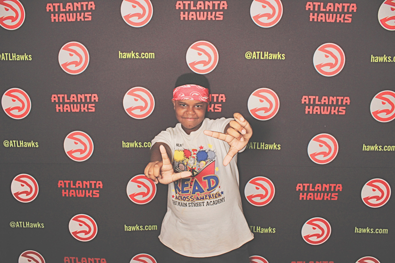 9-23-17 Atlanta Georgia International Convention Center Photo Booth - College Park KidsFest 2017 - Robot Booth20000101706