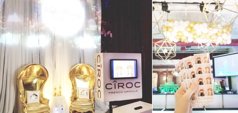 atlanta-custom-branded-photo-booth-robot-booth-5 Ronnie DeVoe's Ciroc Birthday Party at Revel Atlanta - Robot Booth